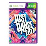 Just Dance 2017 Xbox 360 Mídia Física Novo Lacrado