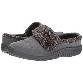 cf01cf1faa13a Zapatos Skechers Para Mujer Suecos en Mercado Libre México