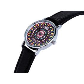 Reloj Relojes Moda Hombre Mujer Casual, Ele 5516 B