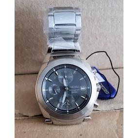 c935c310074 Relogio Seiko Quartz Chronograph Excelente Estado Arte Som. Usado - São  Paulo · Tk0v Relógio Seiko Chronograph Watch Sna421p1 Cinza