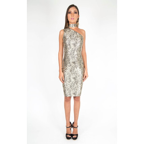 Vestido Asimetrico Goldi 524647