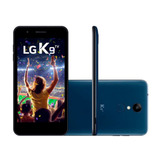 Smartphone Lg K9 16gb Tv Dual Chip Tela 5 Câmera 8mp Lmx210