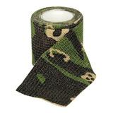 2 Fita Camo Tape Camuflagem Paintbal Airsoft Sniper Albatroz