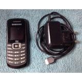 Celular Samsung Rádio Fm (somente Para Retirar Peças)