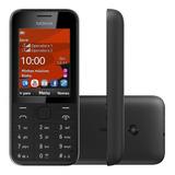 Celular Nokia Asha 208 Dual Chip 3g Nota Fiscal