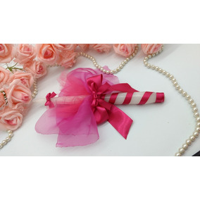 Vela Para Debutantes Pink 16 Velas (inclusa A Mestra )