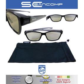 Oculos 3d Philips 3d Passivo Polarizado Original 100% 368c5a7c8e
