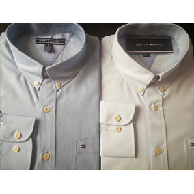 Camisa Tommy Hilfiger   Demin Outlet ed1d67142242f