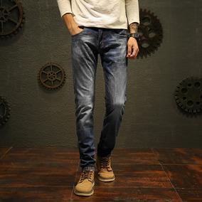 cc11622b0897b Elegantes Jeans Basement Pierna Ancha Ropa Hombre - Vestuario y ...