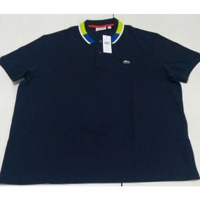 Kit 5 Camisas Lacoste - Calçados, Roupas e Bolsas no Mercado Livre ... fc0ff08954