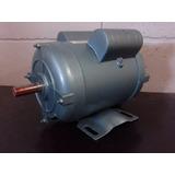 Motor Eléctrico De 1,5 Hp Monofasico Para Sierra Sin Fin