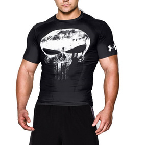 Punisher Under Armour Alter Ego Playera Compresion