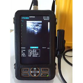 Ecógrafo Veterinario Siui Cts-800 Con 1 Transductor