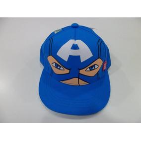 Gorra Capitan America - Accesorios de Moda en Mercado Libre Argentina 21e4e8000da