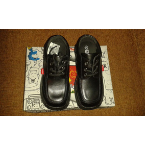 Zapatos Escolares Para Niños Vita Kids. Talla 31. Nuevos!!!