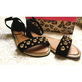 9809b03d6 Sandalia Anabela Penelope - Sapatos no Mercado Livre Brasil