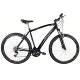 Bicicleta Track Bikes Black Aro 29 - 21v - Semi Nova