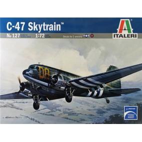 Avion Italeri P/armar C-47 Skytrain 1/72 Kit 127