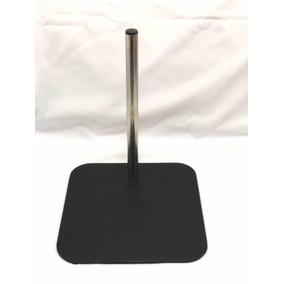 Usado Pedestal De Mesa Fosco Microfone Rosqueavel Base
