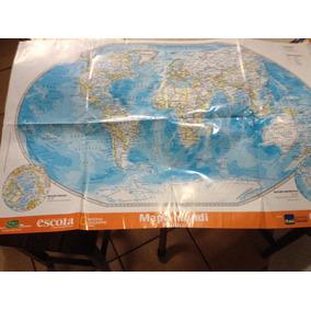Mapas- Mundi Político E Brasil Político - Nova Escola