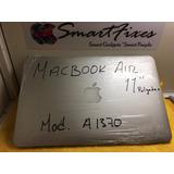Refacciones, Partes Macbook Air 11 Modelo A1370