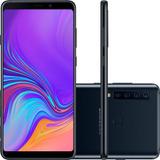 Smartphone Samsung A9 Sm-a920f 6ram 128gb 4g Preto + Nfe