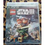 Lego Star Wars 3 Ps3