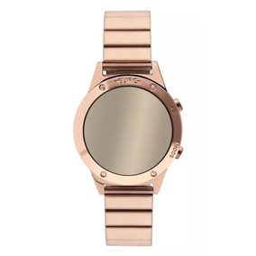 Relógio Euro Feminino Fashion Fit Rose Eujhs31bac/4d