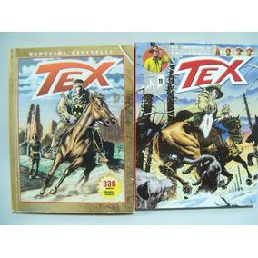 Tex - Edição Especial Civitelli 2010 Nº 1 E Platinum Nº 11