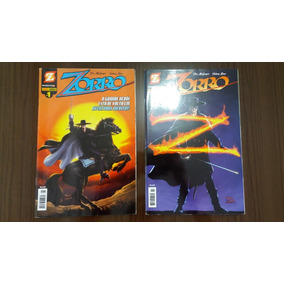 Quadrinhos Zorro