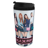 Copo Acrílico Térmico Kpop Black Pink - C112