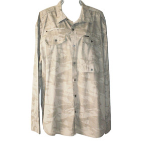 Camisa Camo Caceria Camuflaje Selva Militar Talla Xxl $799a