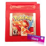 Juego Original De Pokémon Red Rojo Para Game Boy Color