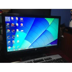 Combo Monitor Hp Passport 1912nm + Cpu + Impresora Hp 1000