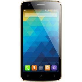 Smartphone Qbex W509x 16gb 3g Câmera 8mp - Dourado (vitrine)