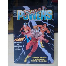 Super Powers 22 - Flash - Ed. Abril - Formatinho