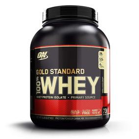 Proteina Whey Gold Standard On 73 Serv 5lb Vanilla Ice Cream
