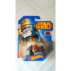 Hot Wheels Chopper Star Wars - Produto Novo
