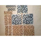 Malla Mosaico Decorativa