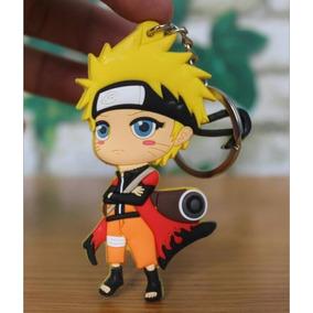 Chaveiro Naruto Shippuden Alta Qualidade Senin Konoha Sasuke