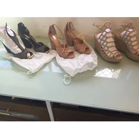 98cdd6671 Sapatos Usados Arezzo Schutz Fashion - Calçados, Roupas e Bolsas ...