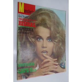 Manchete Nº 807- De 1967- Jane Fonda