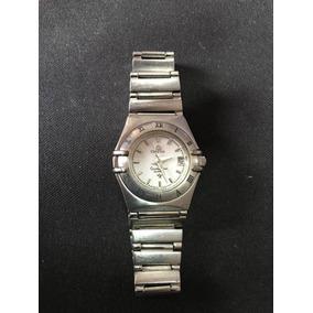 e6e56b42574 Relogio Omega Constellation Feminino 1551 861 - Relógios no Mercado ...