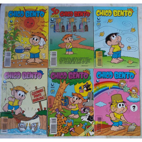 6 Hq Chico Bento - 339, 194, 330, 191, 211, 326
