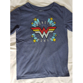 Playera Mujer Maravilla ( Wonder Woman ) Original Dc Comics