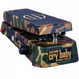 Pedal Wah Cry Baby From Hell Db01 Dimebag 12 Cuotas