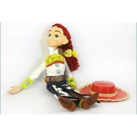 Toy Story Woody Jessie Falando Dos Desenhos Animados Musical