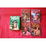 Dvd Serie Tv Tarzan 1 Temp.( 4 Dvds ) R$40,00 Envio Grátis