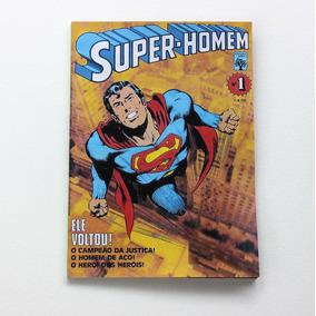Super Homem # 1 - Abril - 1984 - Primeira Série - Hq - Gibi