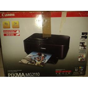 Impresora Canon Pixma Mg2110